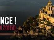 France Nouveau numéro Mont-Saint-Michel, soir (vidéo)