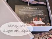 [Box] Glossy Sugar Spice Octobre 2013