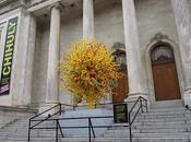 Exposition chihuly musée beaux-arts montréal