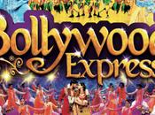 Bollywood Express magie studios scène