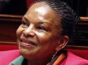 Déclaration Christiane Taubira contre