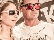 Lifestyle Marie Desandre-Navarre Alex Caizergues, champions monde KiteSurf