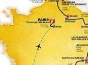 Tour France 2014 parcours