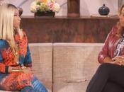 Nicki Minaj s'arrête chez Queen Latifah pour présenter ligne vêtements .... jouer
