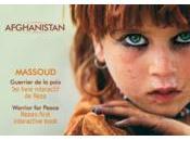 Massoud, guerrier paix projet livre multimédia KissKissBankBank