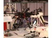 mini-caméras drones s'invitent dans production audiovisuelle