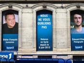 concert soutien Didier François, Edouard Elias otages retenus Syrie