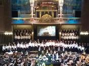 Budapest: inauguration l'académie liszt restaurée octobre 2013)