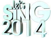 Let's Sing 2014 Disponible novembre