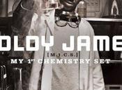 Boldy James Chemistry