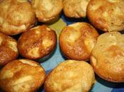 [Miam] Sunday cooking: Muffins pommes/nougatine