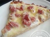 Pizza protéines