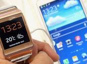 Galaxy Gear sera bientôt compatible avec plus terminaux
