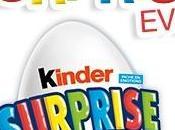 Kinder, Best Suprise Ever (jeux concours)