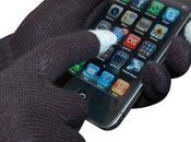 iGlove: Gants tactiles pour iPhone iPad