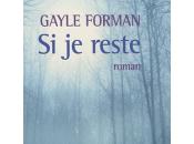 reste Premières informations l'adaptation roman Gayle Forman