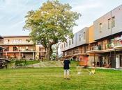 Cohabitat Québec vivre dans village urbain