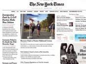 York Times fait peau neuve 2014