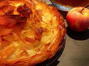 Croustade pommes simplissime (merci pâte filo