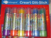 Peinture sticks effet pailleté Creart glit-stick