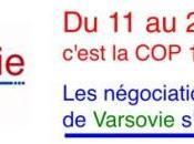 novembre, Varsovie s'invite Paris parle climat