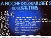 CETBA s'associe Noche Museos l'affiche]