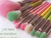 Bdellium Tools, avis pinceaux colorés