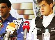 Echecs Anand Carlsen samedi 10h30