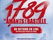 1789. Amants Bastille