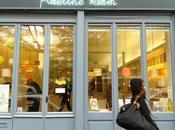 J'ai fait tour dans boutique Adeline Klam...