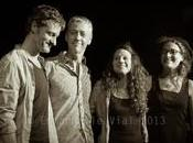 Quartet Double Mixte 21/09/2013 Théâtre Belleville