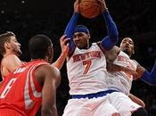 points rebonds pour Carmelo Anthony