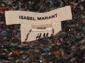 collection Isabel Marant pour H&M; étais