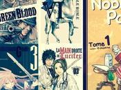 Chroniques d'automne fait temps lire mangas