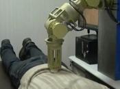 bras robotique spécialiste médecine Chinoise