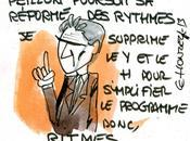 Vincent Peillon poursuit réforme rythmes scolaires