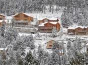 Abondantes chutes neige Canigou