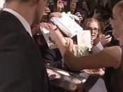 Hunger Games L'embrasement Retour tapie rouge l'avant-première (vidéo)