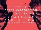 """""""Cette malédiction tombe finalement mal"""" Florian Eglin"""
