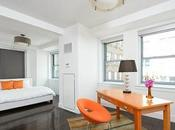 Lindsay Lohan nouvel appartement quartier Soho New-York (17,000 mois)