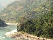 Photo jour vendredi novembre route Chitwan