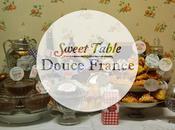 Sweet Table Douce France recette Charlotte pommes