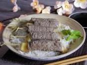 Brochettes boeuf fromage Yakitori