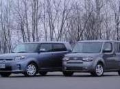Scion 2014 Nissan Cube Match comparatif