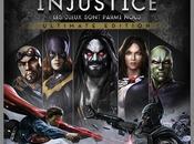 Injustice Dieux Sont Parmi Nous Ultimate Edition désormais disponible