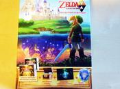 [Arrivage] Legend Zelda: Link Between Worlds Collectors Edition