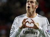 Liga balade Real, triplé Bale