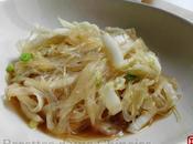 Chou chinois sauté vermicelles 白菜炒粉丝 báicài chǎo fěnsī