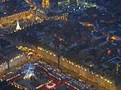 Marché Noël d'Arras ciel