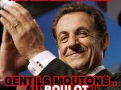 journalistes sont prevenus Caricature Sarkozy